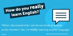 Jordina aprender ingles